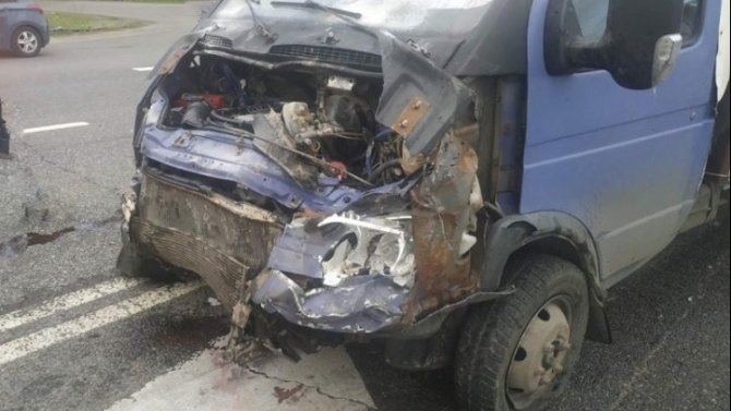 Пожилая женщина погибла в ДТП в Володарском районе Нижегородской области