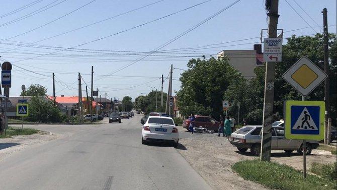 15-летний мотоциклист пострадал в ДТП в Азовском районе