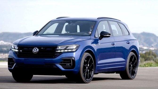 Самые новые Volkswagen Touareg, Audi Q3 иQ3 Sportback попали под официальный отзыв