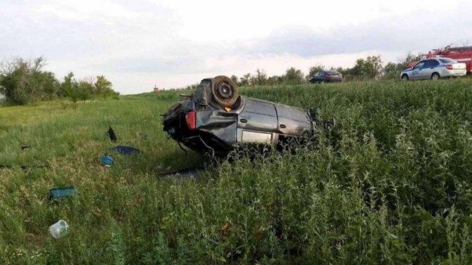 Мужчина погиб в ДТП в Саратовской области
