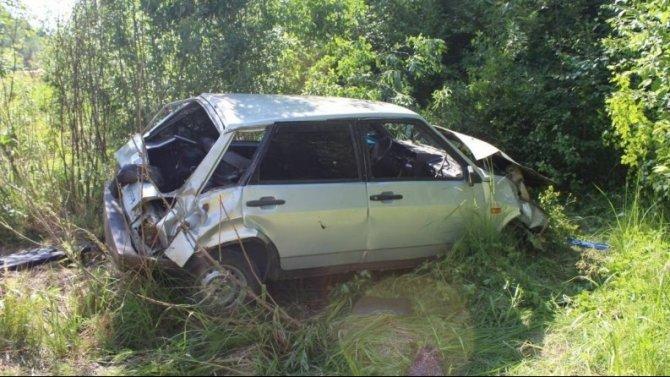 В ДТП в Куменском районе Кировской области погиб человек