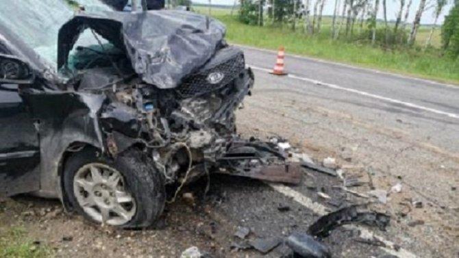 В ДТП в Климовском районе погиб человек