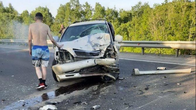 В ДТП на трассе Южно-Сахалинск — Холмск погиб человек