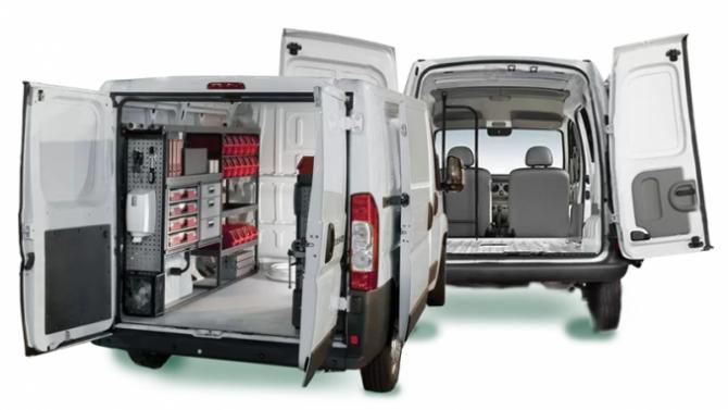 Тюнинг для микроавтобусов: правильная обшивка грузового отсека