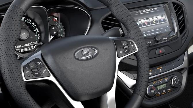 Автомобили Lada будут вынуждено продаваться вновой комплектации Comfort Light— без мультимедиа имультируля