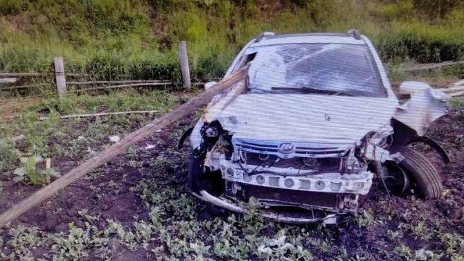 Женщина погибла в ДТП в Уйском районе Челябинской области