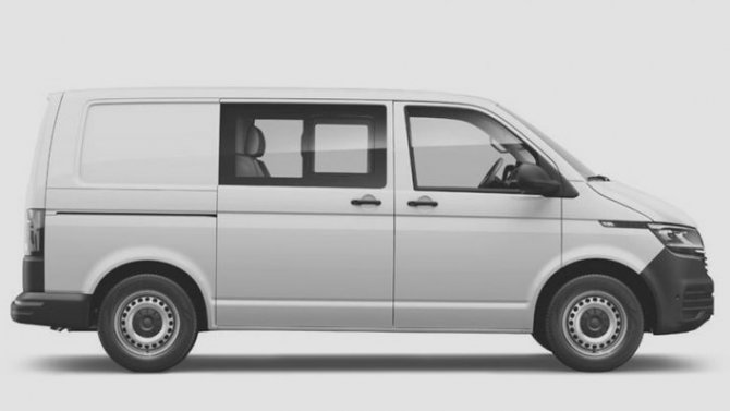Transporter Kasten DoKa— новый фургон отVolkswagen стал доступен для заказа вРоссии