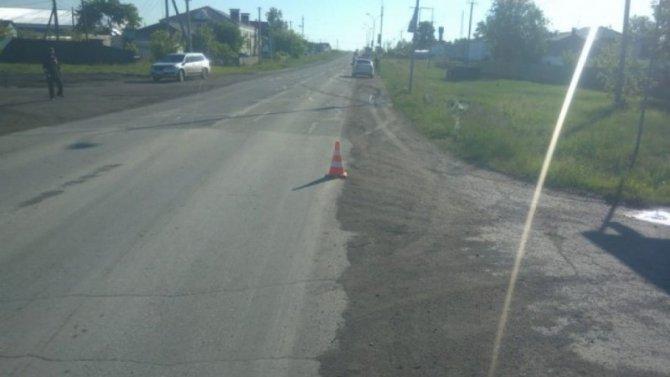 В ДТП в Чановском районе Новосибирской области погиб человек