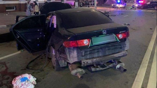 23-летняя девушка погибла в ДТП в центре Рязани