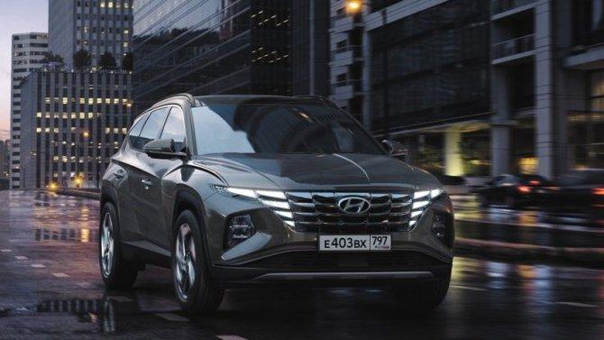 Новый Hyundai Tucson стал больше идороже