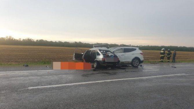 Три человека погибли в ДТП в Советском округе Ставропольского края