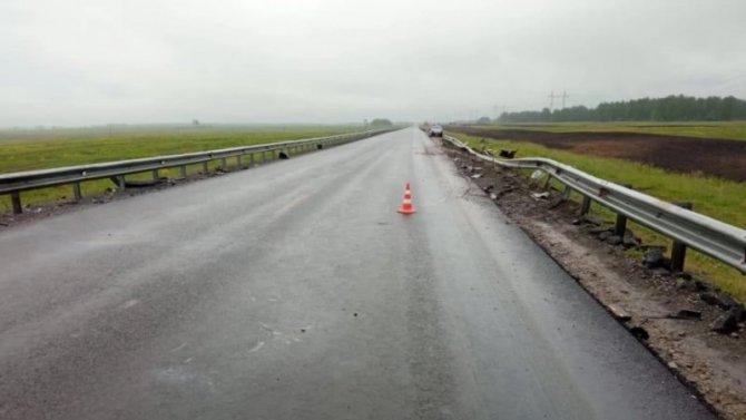 Молодой водитель погиб в ДТП с фурой в Новосибирской области