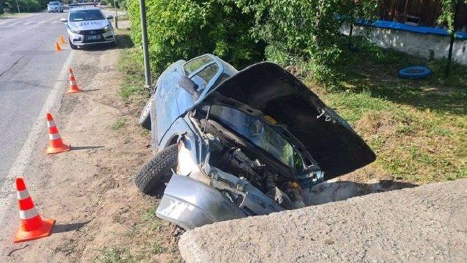 В Тобольске 13-летний водитель устроил ДТП, пытаясь скрыться сотрудников ГИБДД