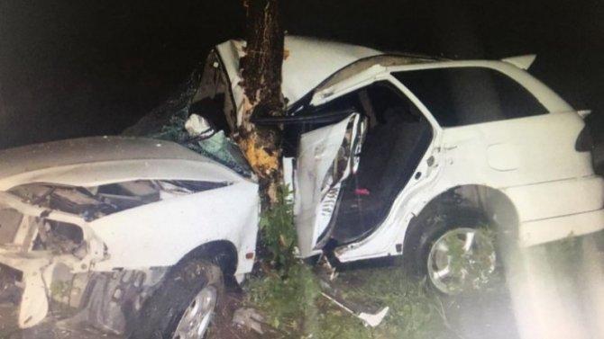 ВПриморском крае пьяный водитель несправился суправлением— погиб пассажир его автомобиля
