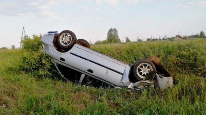 В Удмуртии в ДТП по вине пьяного водителя погиб человек