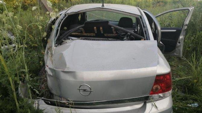 Три человека пострадали в ДТП в Рязани