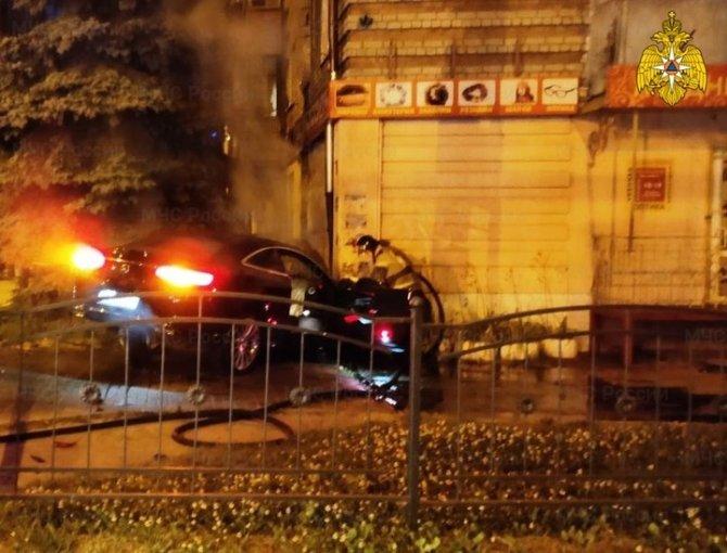 Женщина погибла в ДТП в Калуге (1)