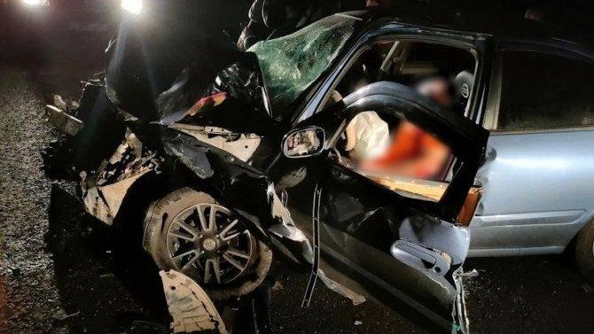 В ДТП с «Газелью» в Челябинской области погиб водитель иномарки