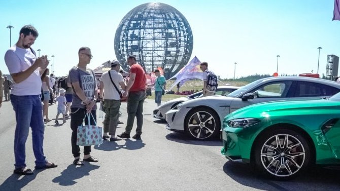 ABTODOM принял участие в главном гоночном уикенде этого лета – Motoring. Гран-При Санкт-Петербурга на «Игора Драйв»