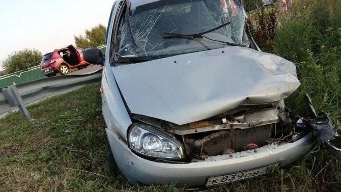 Две женщины и двое детей пострадали в ДТП в Марий Эл