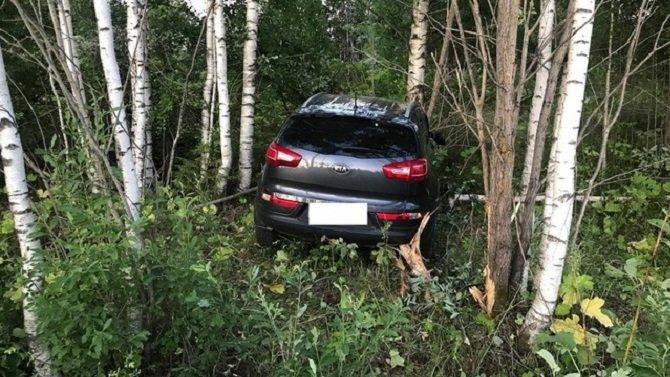 Двое взрослых и двое детей пострадали в ДТП в Верхошижемском районе Кировской области
