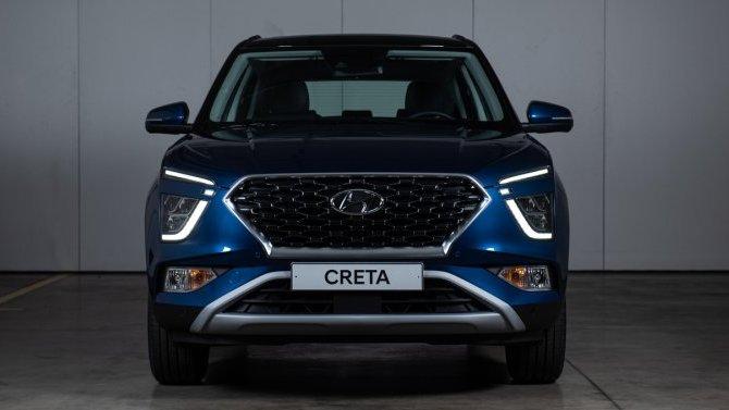Обнародованы комплектации ицены нароссийскую версию кроссовера Hyundai Creta нового поколения