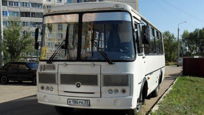 Нарынке автобусов спробегом все первые места занимают российские модели