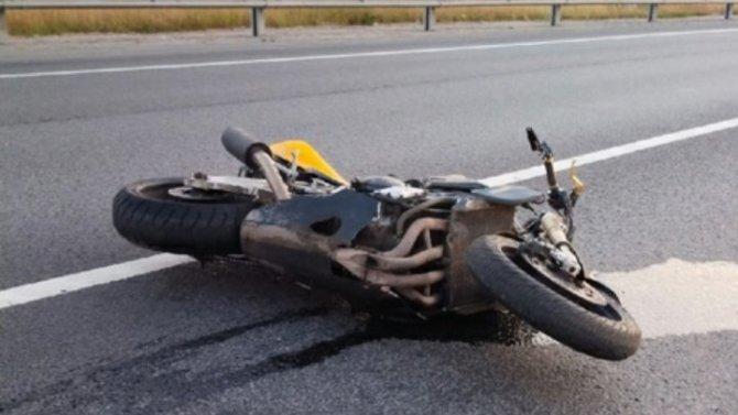 В ДТП в Красном Селе погиб мотоциклист