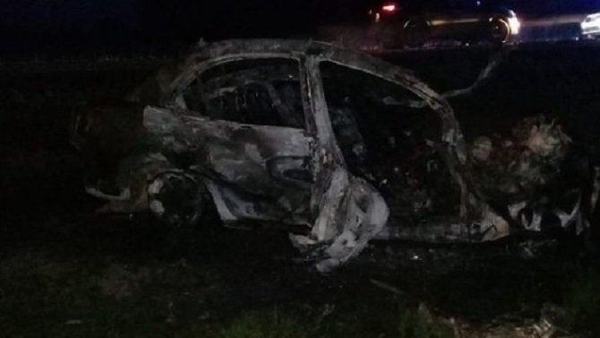 Водитель без прав устроил смертельное ДТП, погубив себя ипассажирку