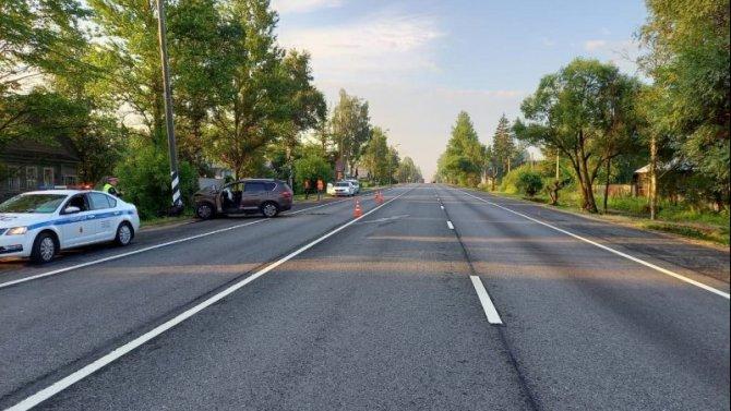 В Тверской области по вине уснувшего водителя погибла женщина
