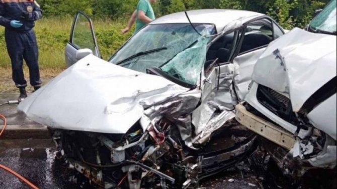 Один человек погиб в ДТП в Пензе