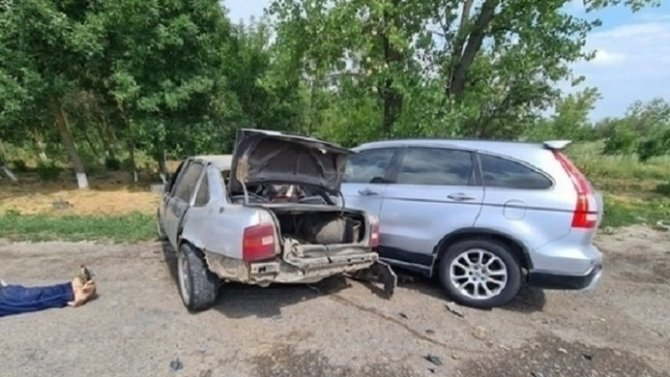 Мужчина погиб в ДТП в Ростовской области