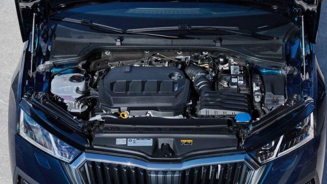 Самая недорогая Skoda Octavia с 1,6-литровым двигателем стала доступна для заказа