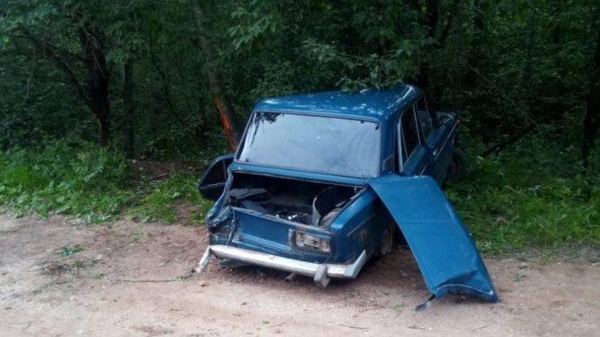 Два человека пострадали в ДТП в Селижаровском районе Тверской области