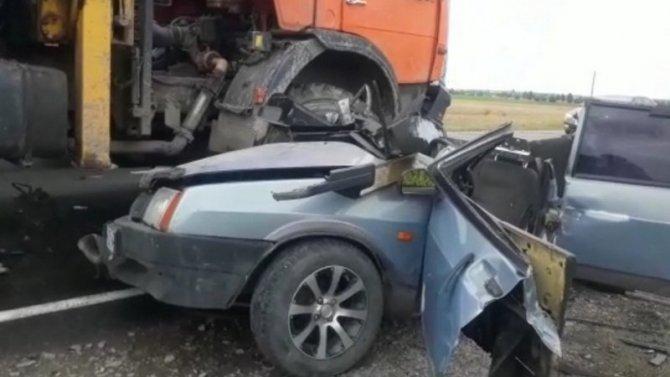 Два человека погибли в ДТП под Брянском