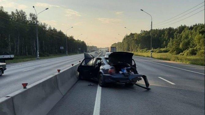 В ДТП в Тверской области пострадали трое детей