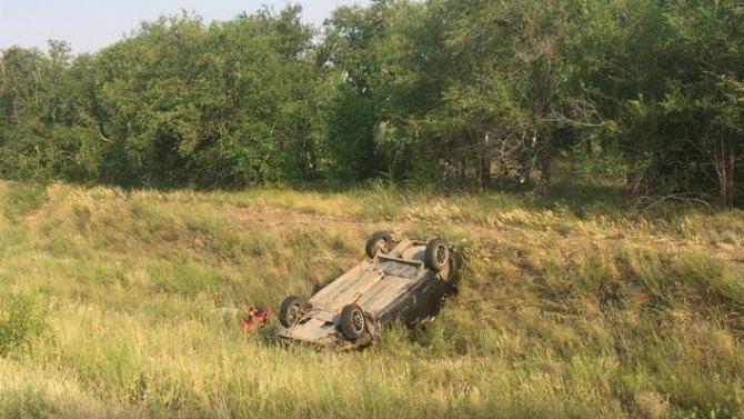 В ДТП под Соль-Илецком погиб молодой водитель