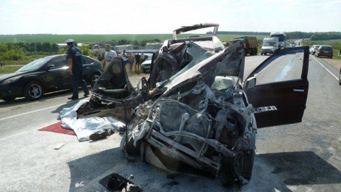Два человека погибли в ДТП в Лямбирском районе Мордовии