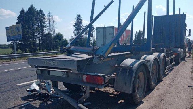 В ДТП с автобусом в Вологодском районе погиб человек