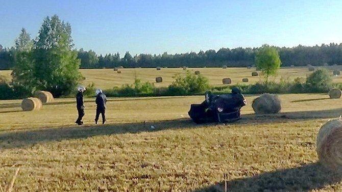 ВКинешемском районе погиб водитель «Опеля», пассажиры выжили