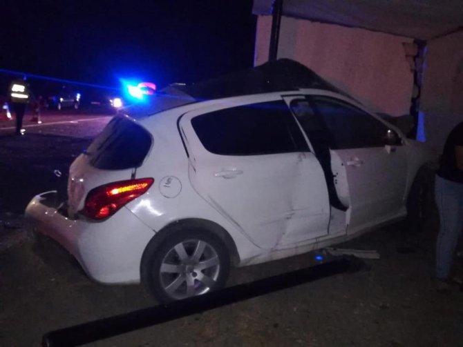 В Ленинском районе Крыма в ДТП погиб водитель легковушки (2)