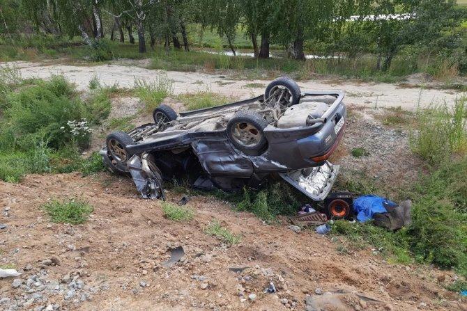 В ДТП под Тюменью погиб человек1