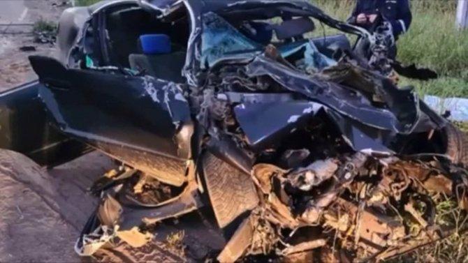 В Иркутской области по вине водителя без прав погибли два человека