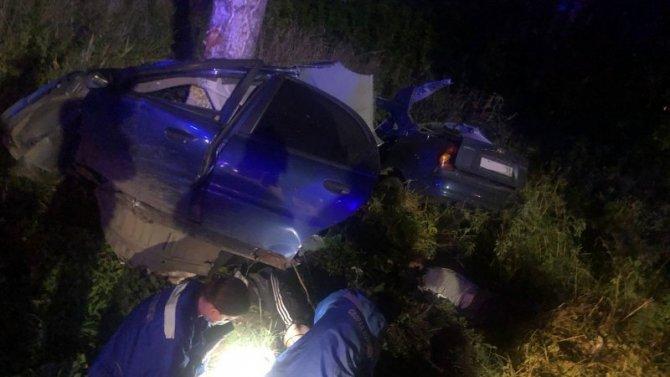 Два молодых человека погибли в ДТП в Твери