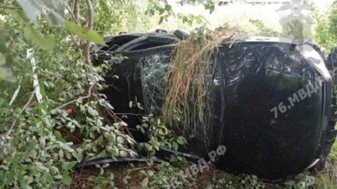 В ДТП под Ярославлем погибла 21-летняя девушка