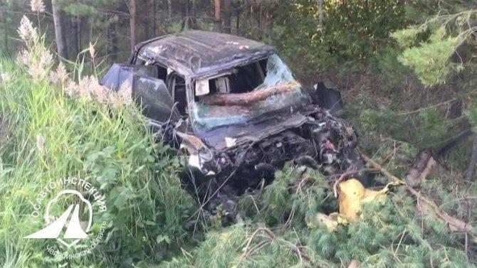 16-летний подросток погиб в ДТП в Челябинской области