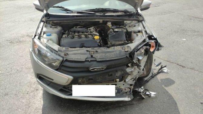 В ДТП в Альметьевске пострадал несовершеннолетний пассажир