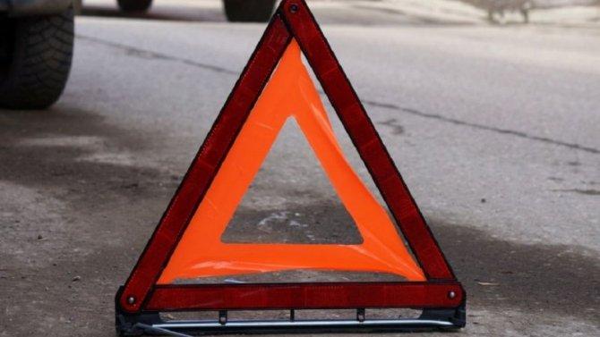 Мотоциклист погиб в ДТП в Красноярске
