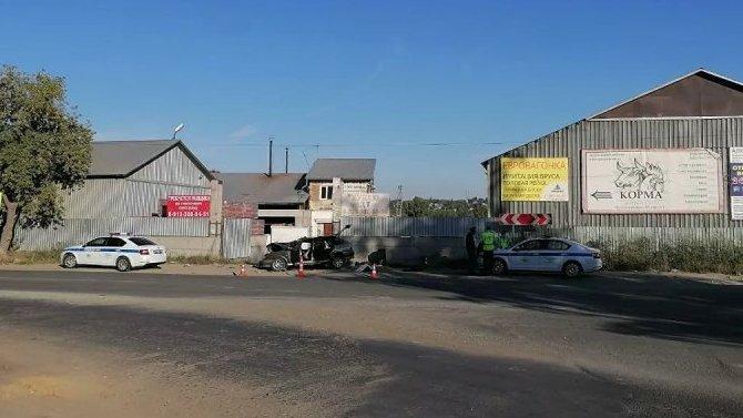 Три молодых человека погибли в ДПТ в Новосибирске