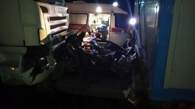 Четыре человека погибли в ДТП в Новосибирской области